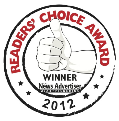 News Advertiser Readers Choice Winner 2012