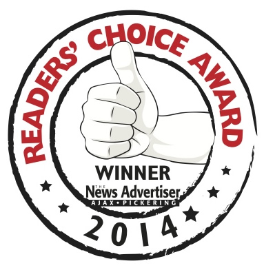 News Advertiser Readers Choice Winner 2014